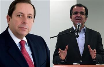 ¿Cuál es la pelea entre Álvaro Echandía y Óscar Iván Zuluaga?