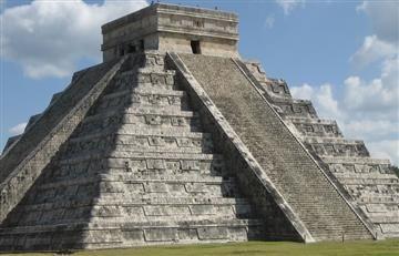 Descubren pirámide oculta en el interior del templo Chichén Itzá
