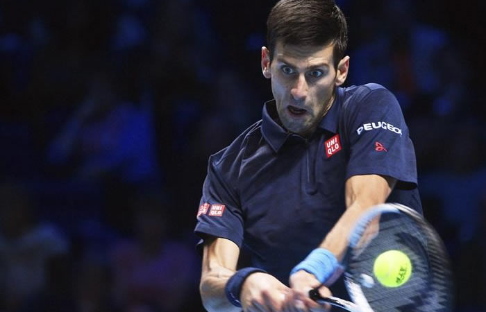Djokovic supera a Goffin y sigue invicto en el Masters 1000