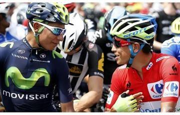 Esteban Chaves y su sueño que reta a Nairo Quintana