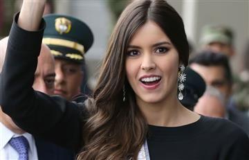 La ex Miss Universo Paulina Vega hablaría con las Farc