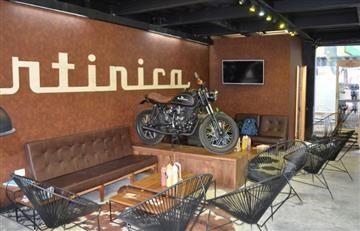 Martinica: El restaurante para los amantes de las motos
