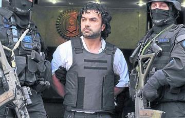 Narco colombiano 'Mi Sangre, extraditado a EE.UU.