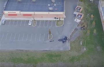 YouTube: Descubre que su esposa le es infiel con un dron