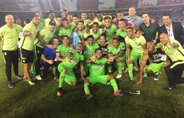 Atlético Nacional se coronó campeón de la Copa Colombia