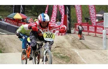 El futuro campeón de BMX: Santiago Suárez