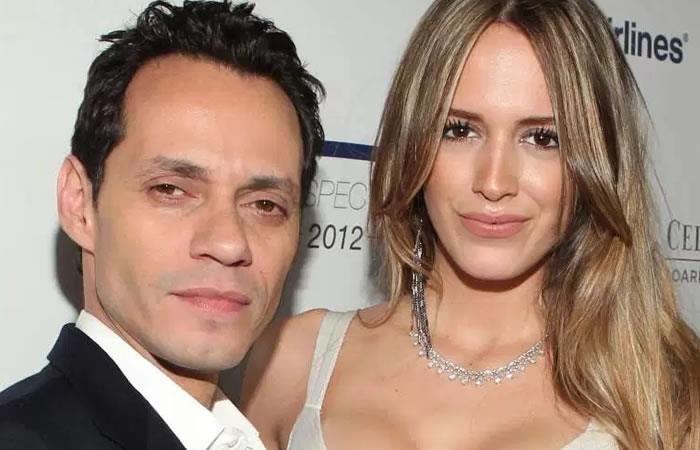Marc Anthony y Shannon De Lima al parecer están separados