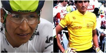 Nairo Quintana: el emocionante vídeo que lo compara con Lucho Herrera