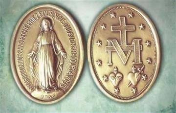 Oración a la Virgen de la Medalla Milagrosa