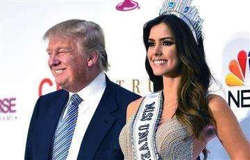 Paulina Vega habla de cómo fue su trabajo con Donald Trump