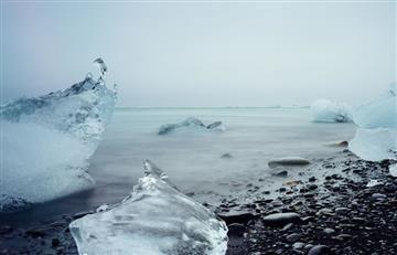 Polo Norte: 36 grados más caliente