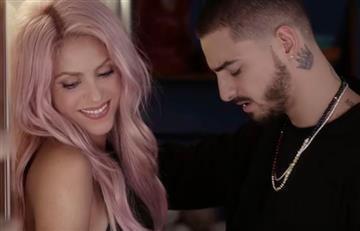 Shakira y Maluma lanza el video de su canción 'Chantaje'