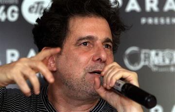Andrés Calamaro quiere reencontrarse con el rock