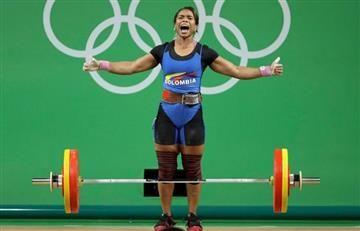 Deportista colombiana puede ganar medalla de plata olímpica