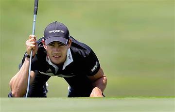 Camilo Villegas es segundo en el RSMClassicdel PGA Tour
