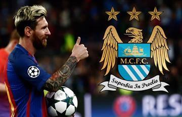Manchester Cityficharía a Lionel Messipor 233 millones de euros