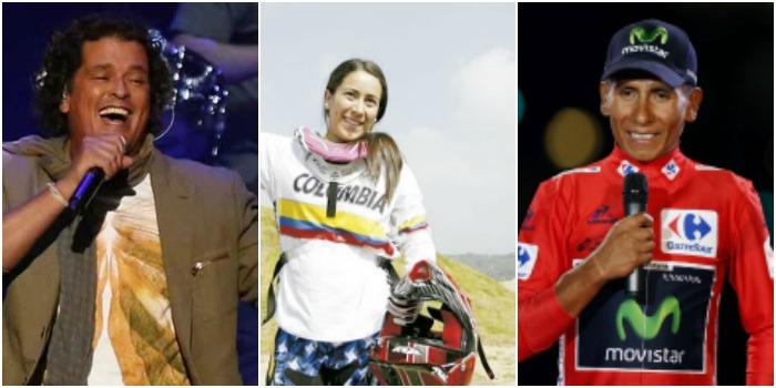 Carlos Vives y el curioso homenaje a los ciclistas colombianos