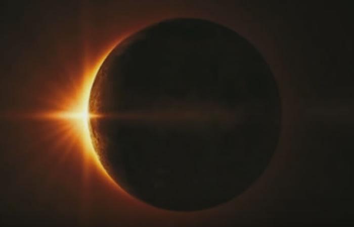 Eclipse total de sol ocurrirá en 2017. Foto: Youtube