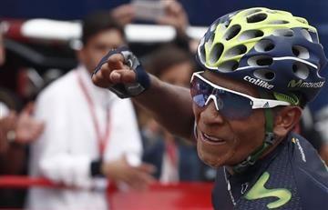 Nairo Quintana: Vota Acá para apoyar al colombiano