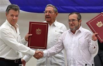 Nuevo acuerdo de paz se firmaría en Bogotá