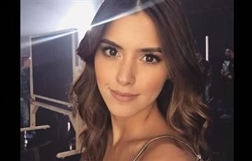 Paulina Vega causa furor con su ropa interior
