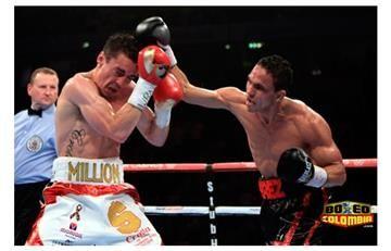 Boxeador colombiano es víctima de insólita injusticia en el ring