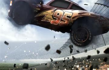Cars 3: Mira el tráiler de la evolución de Rayo McQueen