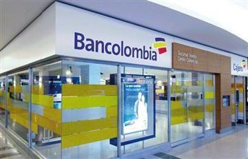 Las millonarias ganancias de Bancolombia