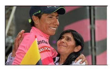 Nairo Quintana y el mensaje a las mujeres que todos deben leer