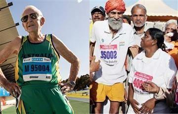 ¿Un corredor de 97 años vs otro de 119? Habría un posible duelo