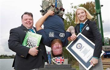 El insólito Guinness Récord que convulsiona al mundo