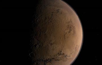 NASA encontraría signos de vida en Marte