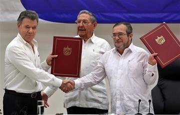 Proceso de paz: Revelan día y lugar de la firma del acuerdo