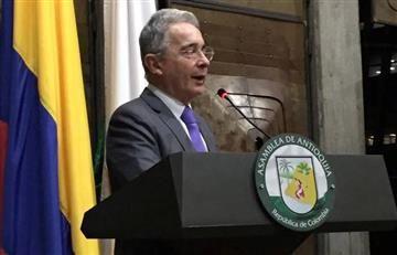 """Uribe: """"La refrendación del acuerdo de paz debe ser popular"""""""
