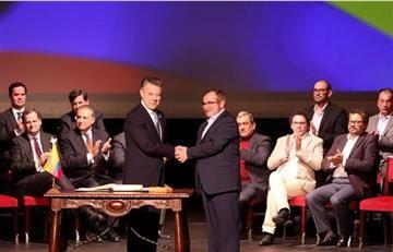 Acuerdo de paz: Reacciones tras la firma