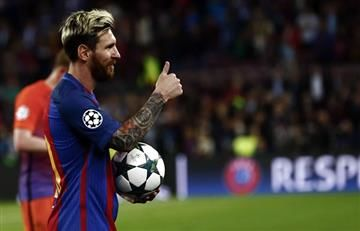 Barcelona imparable en Champions League