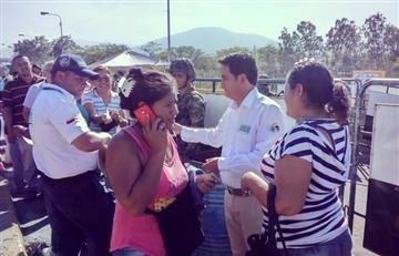 Colombia deporta decenas de venezolanos