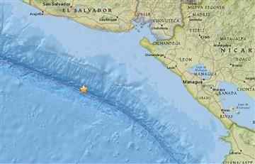 El Salvador es sacudido por un sismo de 7,2 grados
