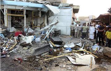 Estado Islámico autor de camión bomba en Irak
