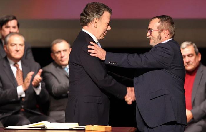 Firma del acuerdo de paz: Minuto a minuto