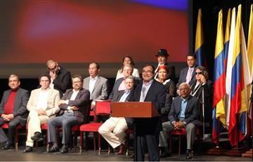 Farc: Revelan nombres de los guerrilleros que llegarán al Congreso