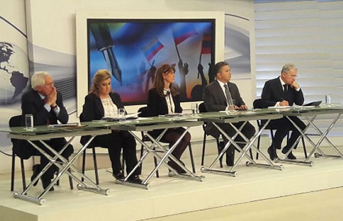 Noticias RCN: El escenario de los del No