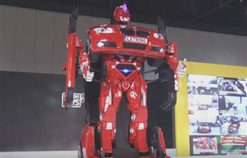 Transformers en tamaño real será subastado