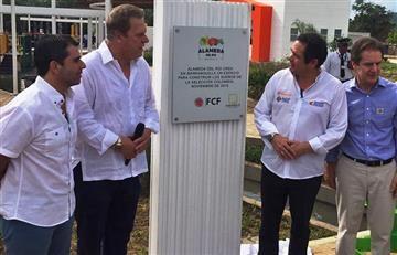 Barranquilla empezó a construir la casa de la Selección Colombia