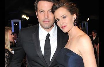 Ben Affleck y Jennifer Garner unidos de nuevo