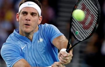 Copa Davis: Del Potro iguala la serie ante Croacia