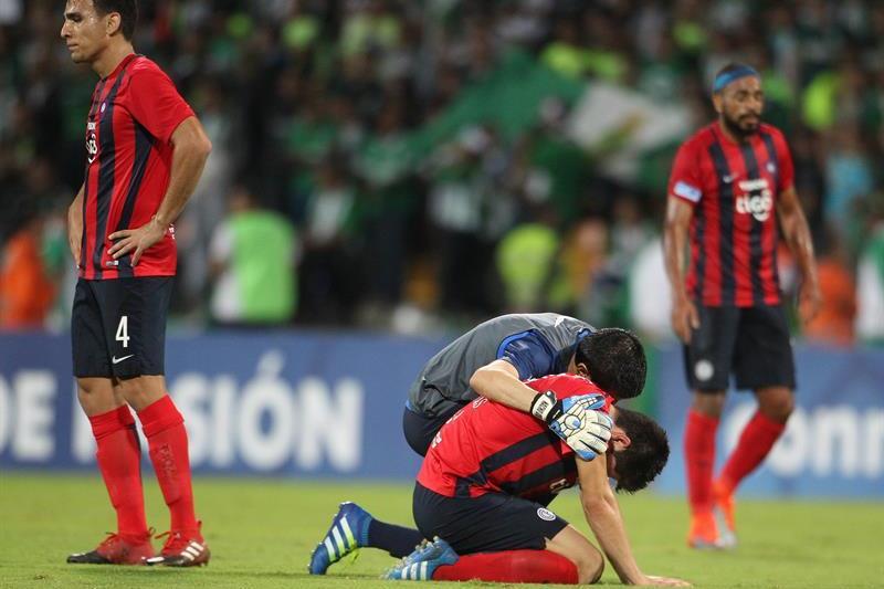 En fotos, lo que no se vio del paso de Nacional a la final de la Sudamericana