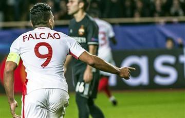 Falcao García se llevó un tremendo elogio de uno de sus compañeros