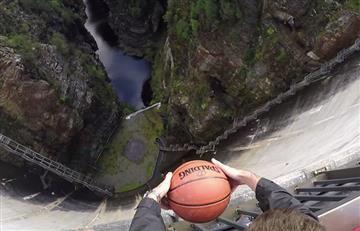 La increíble cesta de 180 mts que fue Guinness Record