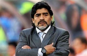 Maradona sentencia a Messi y a la 'albiceleste'